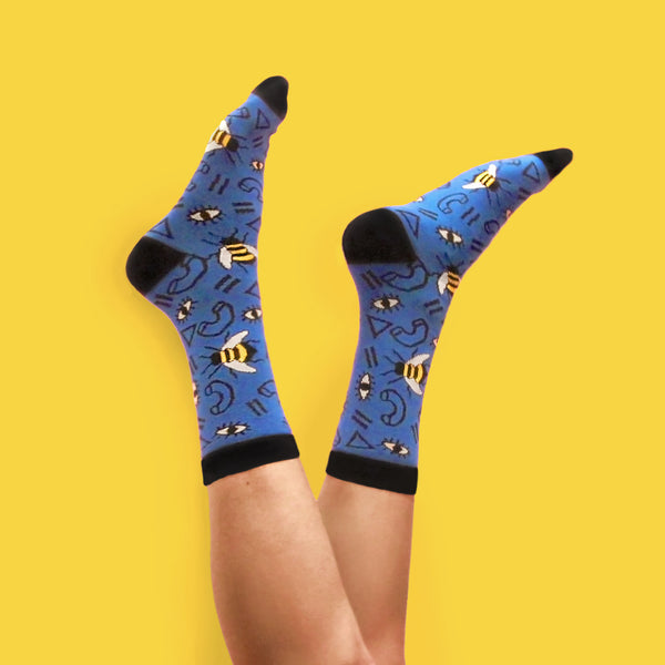 You Be You Print Socks