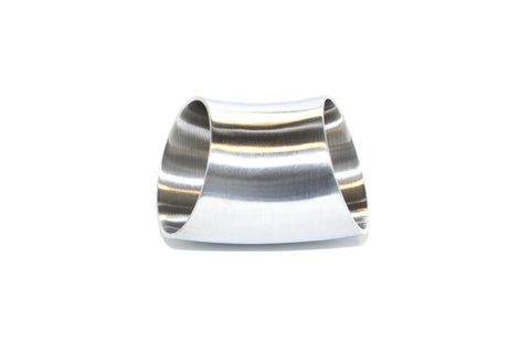 FDR FAB | 1.5 Inch Short Radius 45° Stainless Bend | .065 Wall Thickness No Tangent