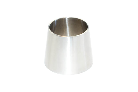 FDR FAB | 4 Inch-5 Inch Stainless Steel Reducer | .065 Wall Thickness