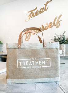 The Treatment + Apolis® Petite Market Bag