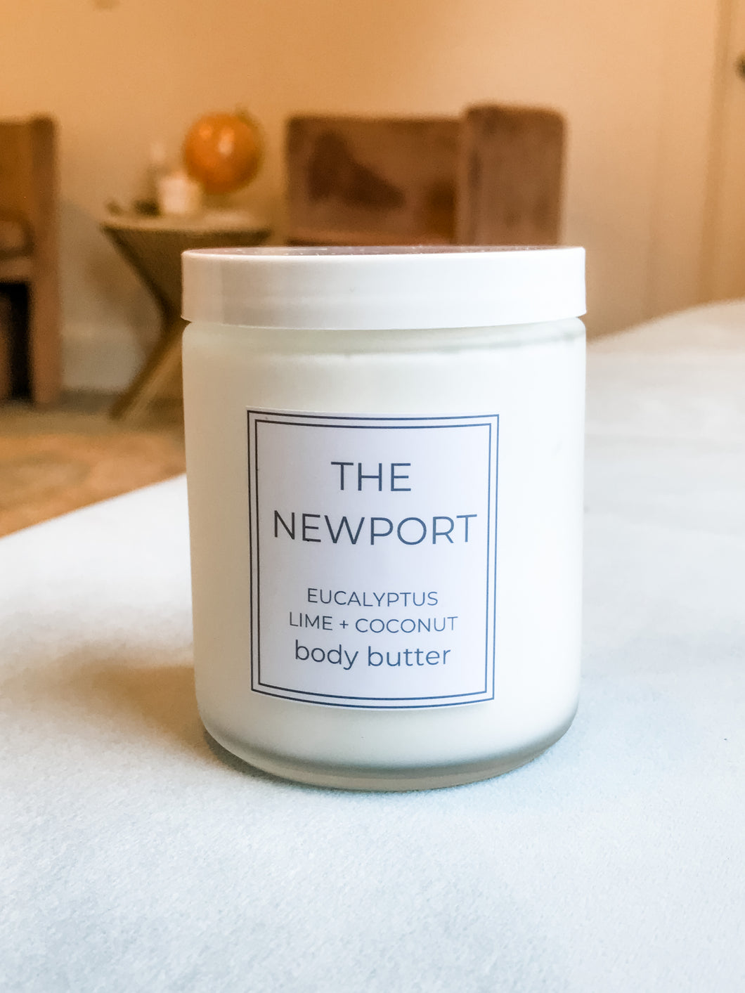 The Newport Body Butter