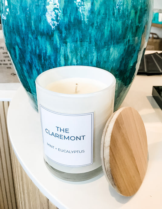 The Claremont Candle XL