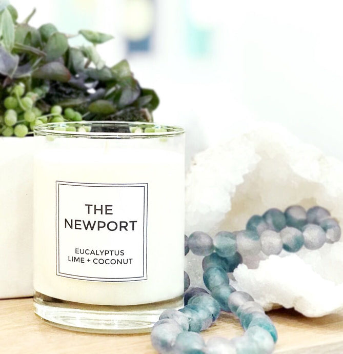 The Newport Candle