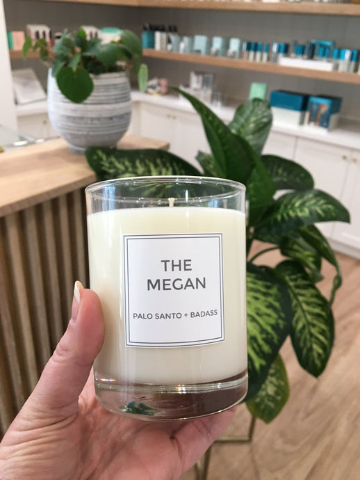 The Megan Candle