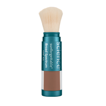 Colorescience Sunforgettable Brush On Sunscreen 50 SPF Deep