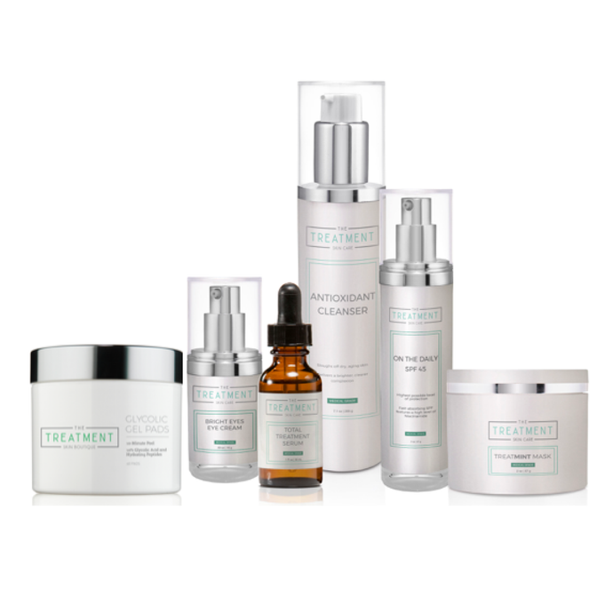The Total Treatment Skin Care System
