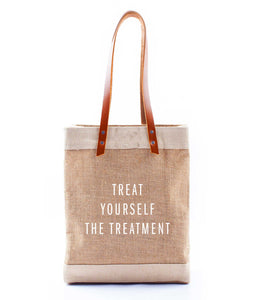 The Treatment + Apolis® Standard Market Tote