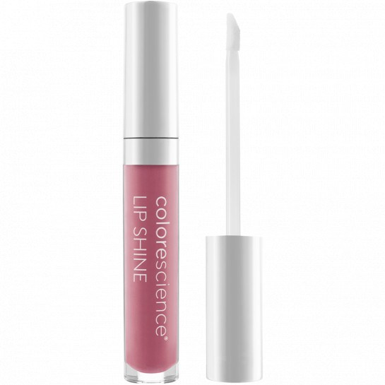 Lip Shine SPF 35 in Rose