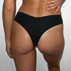 BRAZILIAN BOTTOM - NERO