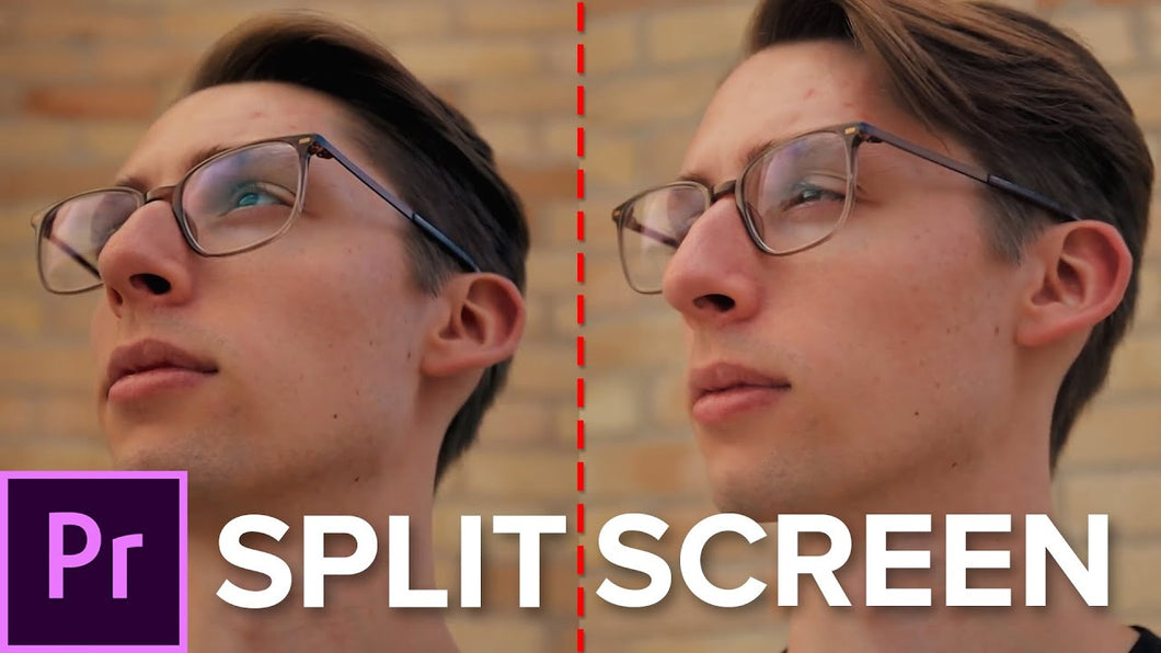 [FREE] Premiere Pro Split Screen Preset