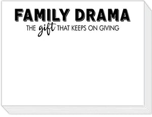 Family Drama Slab Pad