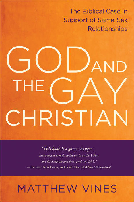 God and the Gay Christian<p>The Biblical Case in Support of Same-Sex Relationships <p>by Matthew Vines<p>