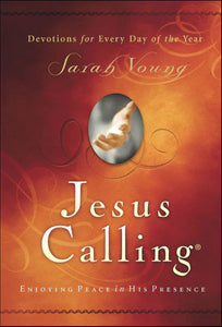 Jesus Calling<p>Enjoying Peace in His Presence <p>by Sarah Young<p>