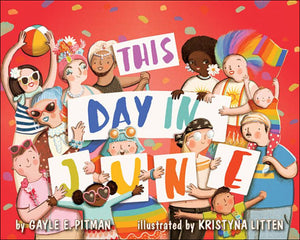 This Day in June<p>by Gayle E. Pitman<p>