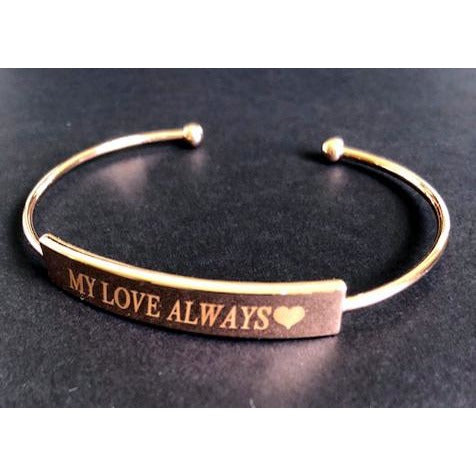My Love Always Bracelet