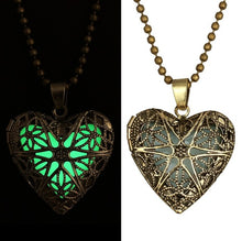 Glow In the Dark Necklace Pendant