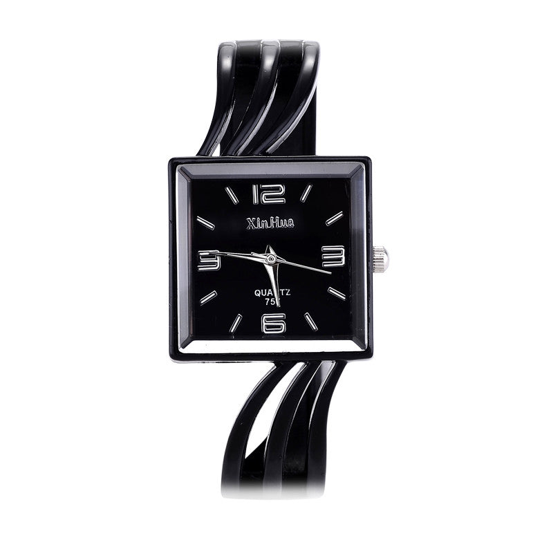 Bracelet Type Wrist Watch Full Steel