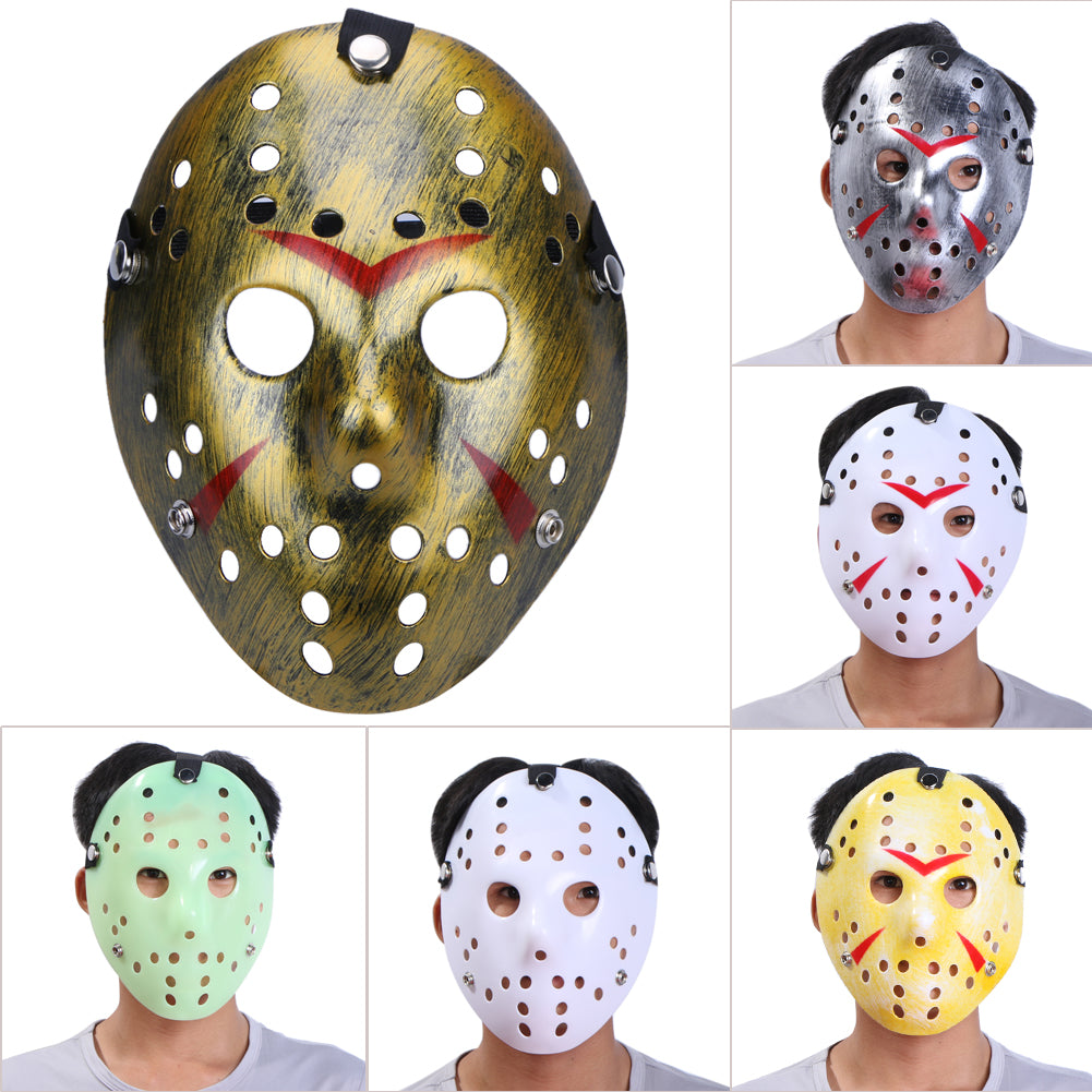 Jason Halloween Mask Horror