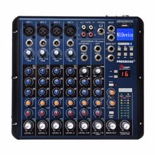 Bluetooth USB Audio Dj Mixer