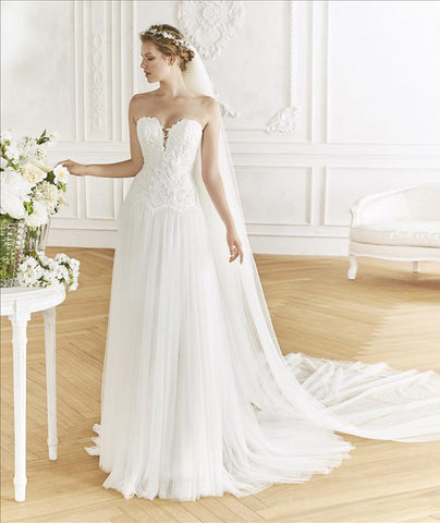 BARBATE - LA SPOSA - Vimo Wedding