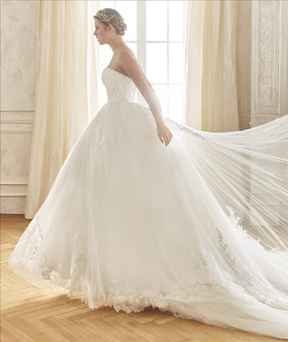 BURDEOS - LA SPOSA - Vimo Wedding