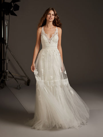 CRESSIDA by PRONOVIAS 2020 CRUISE COLLECTION