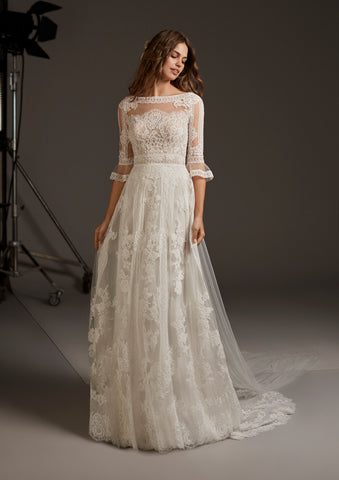 CRUX by PRONOVIAS 2020 CRUISE COLLECTION