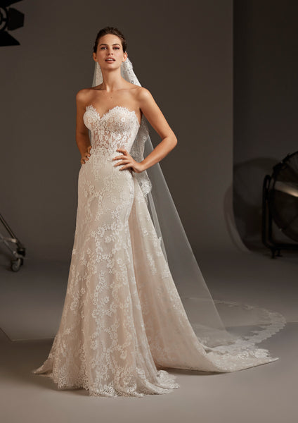 DESDEMONA by PRONOVIAS 2020 CRUISE COLLECTION