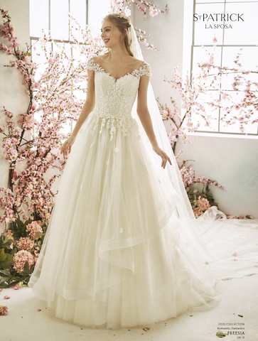 FREESIA By La Sposa - 2020 Collection