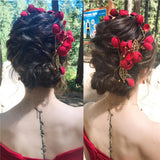 Hair Portfolios - Vimo Wedding