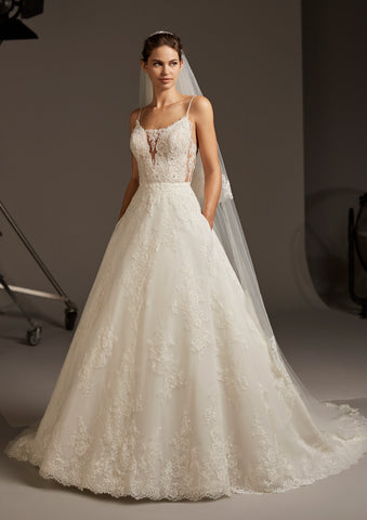 OGMA by PRONOVIAS 2020 CRUISE COLLECTION