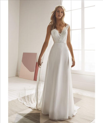 OPERA - WHITE ONE - Vimo Wedding