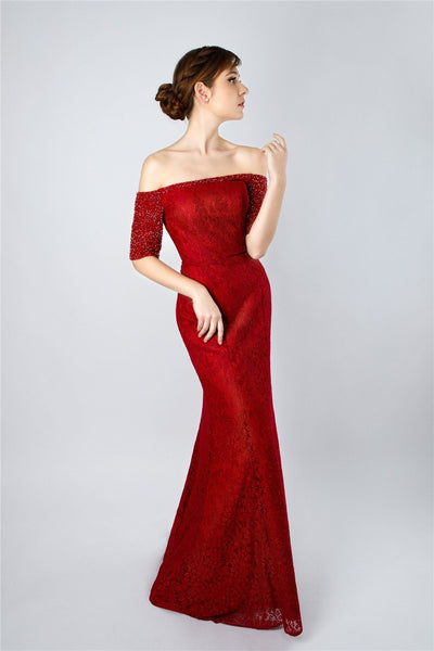 Evening Dress 1 - Vimo Wedding
