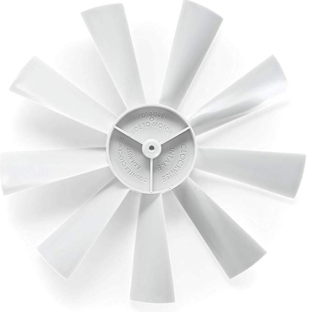 Replacement RV Vent Standard 6-inch Diameter Fan Blade