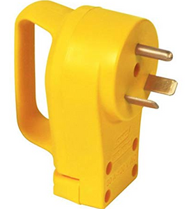 30amp Male Replacement Plug