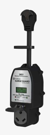 30A WIRELESS SURGE GUARD PORTABLE SURGE PROTECTOR