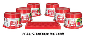 3608-6-CS - Andersen Trailer Jack Block 6 Pack