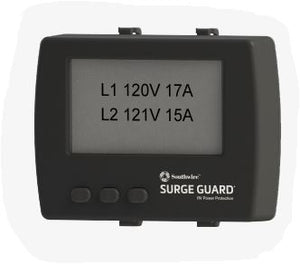 WIRELESS SURGE GUARD DISPLAY