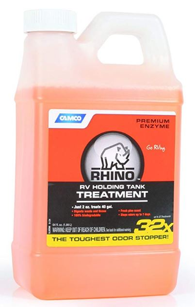 Rhino Heavy Duty Holding Tank Treatment