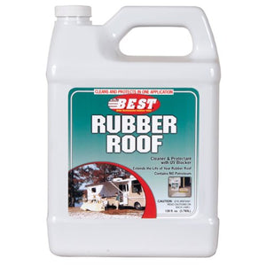 B.E.S.T Rubber Roof Cleaner- 128 oz. (1 gal)