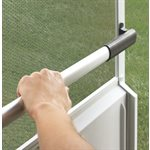 RV Screen Door Cross Bar