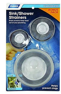 Assorted Sink Shower Strainers