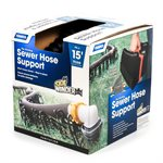 Load image into Gallery viewer, Sidewinder 15' Plastic Sewer Hose Support