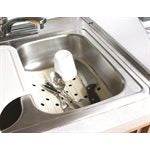 "Load image into Gallery viewer, Sink Mat RV & Marine 10 x 11-3 / 4"", White"
