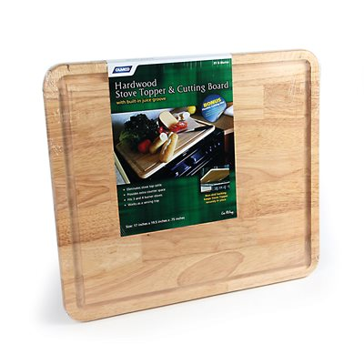 Stove Topper & Cutting Board 19-1 / 2