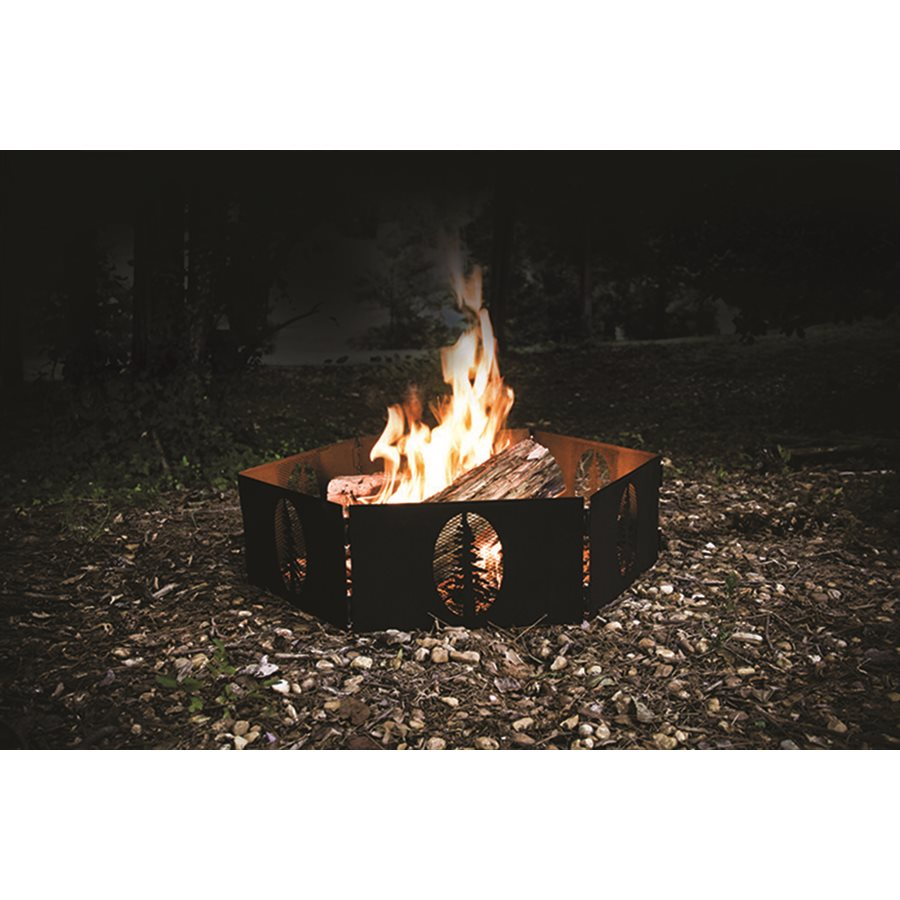 Portable Campfire Ring - w / Bag