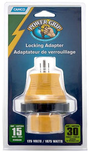 15A-30A RV PowerGrip Adapter