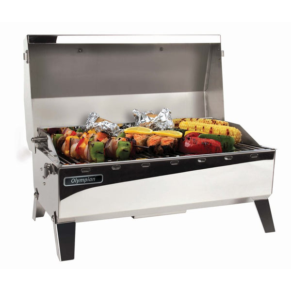Olympian 4500 Gas Grill - Grill