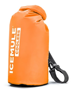 ICE MULE CLASSIC COOLER 10L BLAZE ORANGE