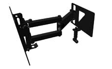 TV MOUNT DOUBLE SWING ARM